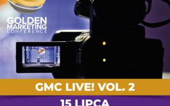 GMC Live! vol. 2 – konferencja online